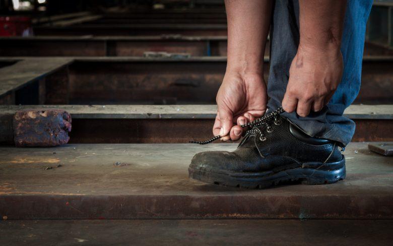 Chaussures de sécurité caterpillar