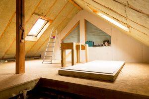 isolation pour maison en bois